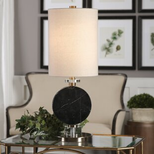 Deasia Marble 28 Table Lamp