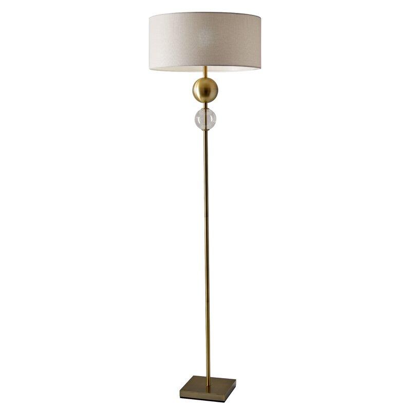 Joss Main Emiliano 69 Floor Lamp Reviews Wayfair