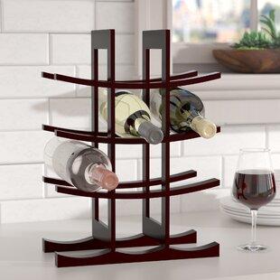 Zipcode Design Bouley 12 Bottle Tabletop Wine Rack