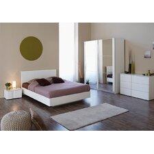 Wesley Platform Customizable Bedroom Set by Parisot