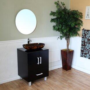 Bellaterra Home Chandler Bathroom Mirror