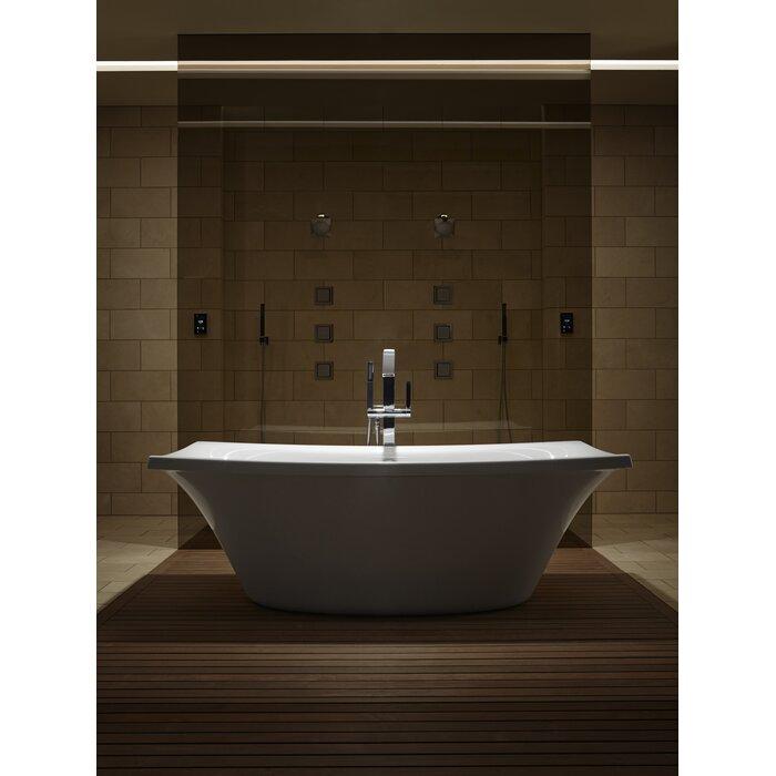 Excellent Escale Freestanding Bubblemassage 72 X 36 Bathtub Forskolin Free Trial Chair Design Images Forskolin Free Trialorg