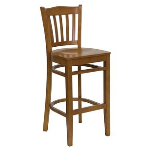 Dryden 29.25 Bar Stool Red Barrel Studio