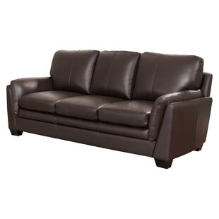 Whitstran Leather Sofa