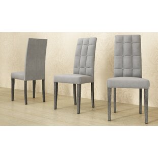 Turin Upholstered Dining Chair (Set of 2) Ivy Bronx