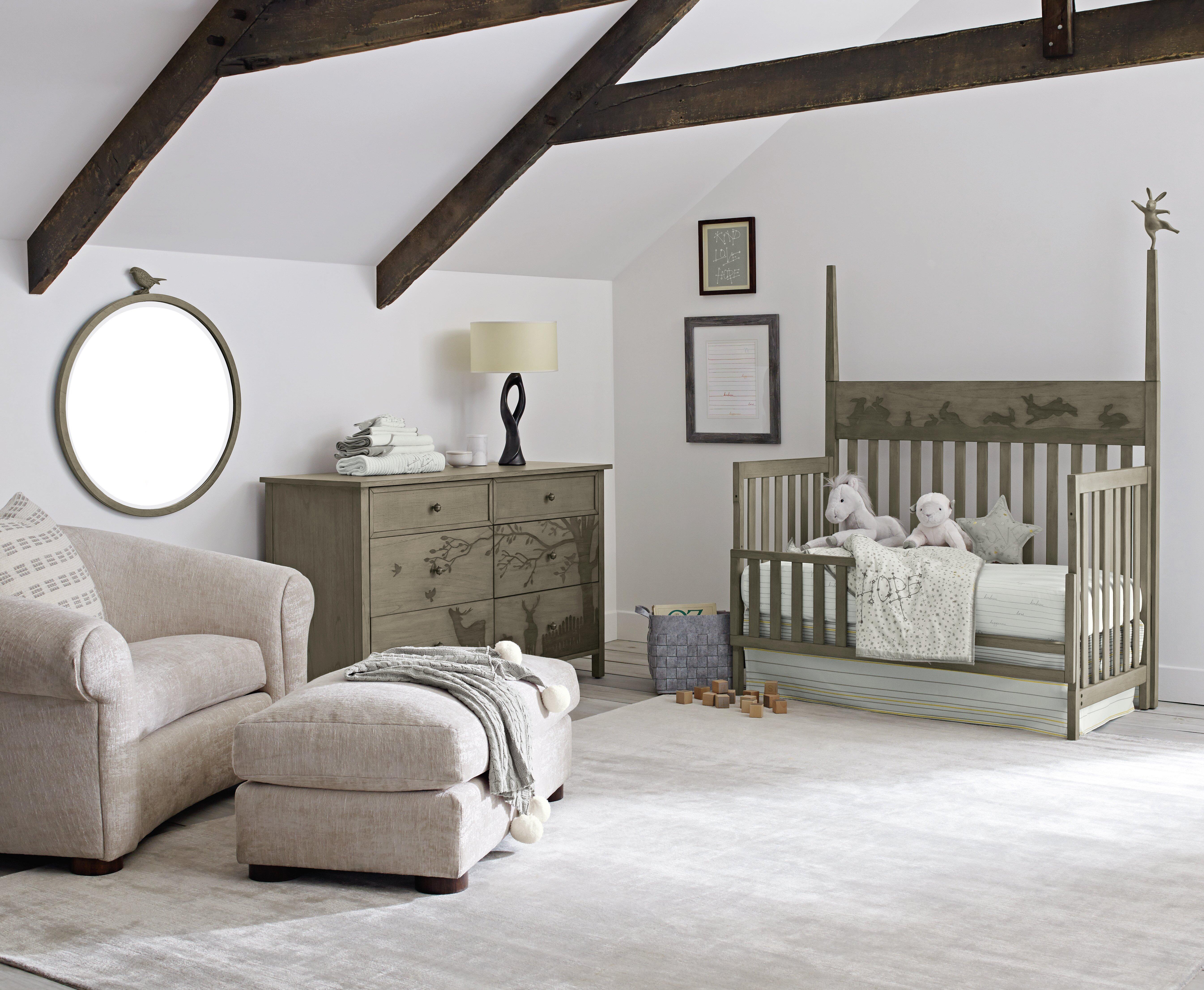 Ed Ellen Degeneres Forest Animal Toddler Bed Rail Wayfair Ca