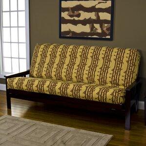 Zipper Box Cushion Futon Slipcover by Fleur ..