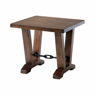 Topher End Table by Loon Peak
