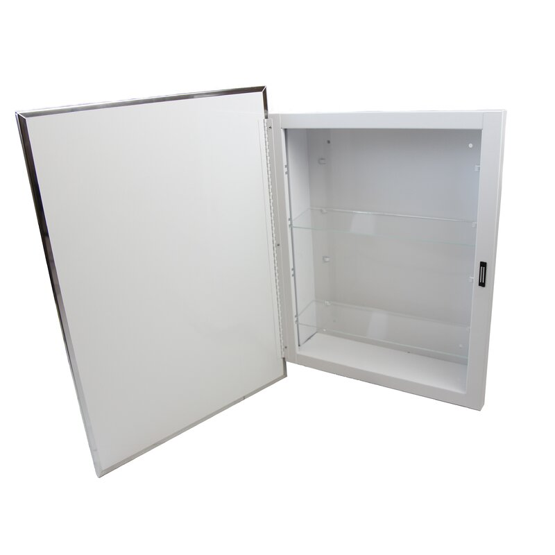 Unique 16 X 22 Recessed Medicine Cabinet