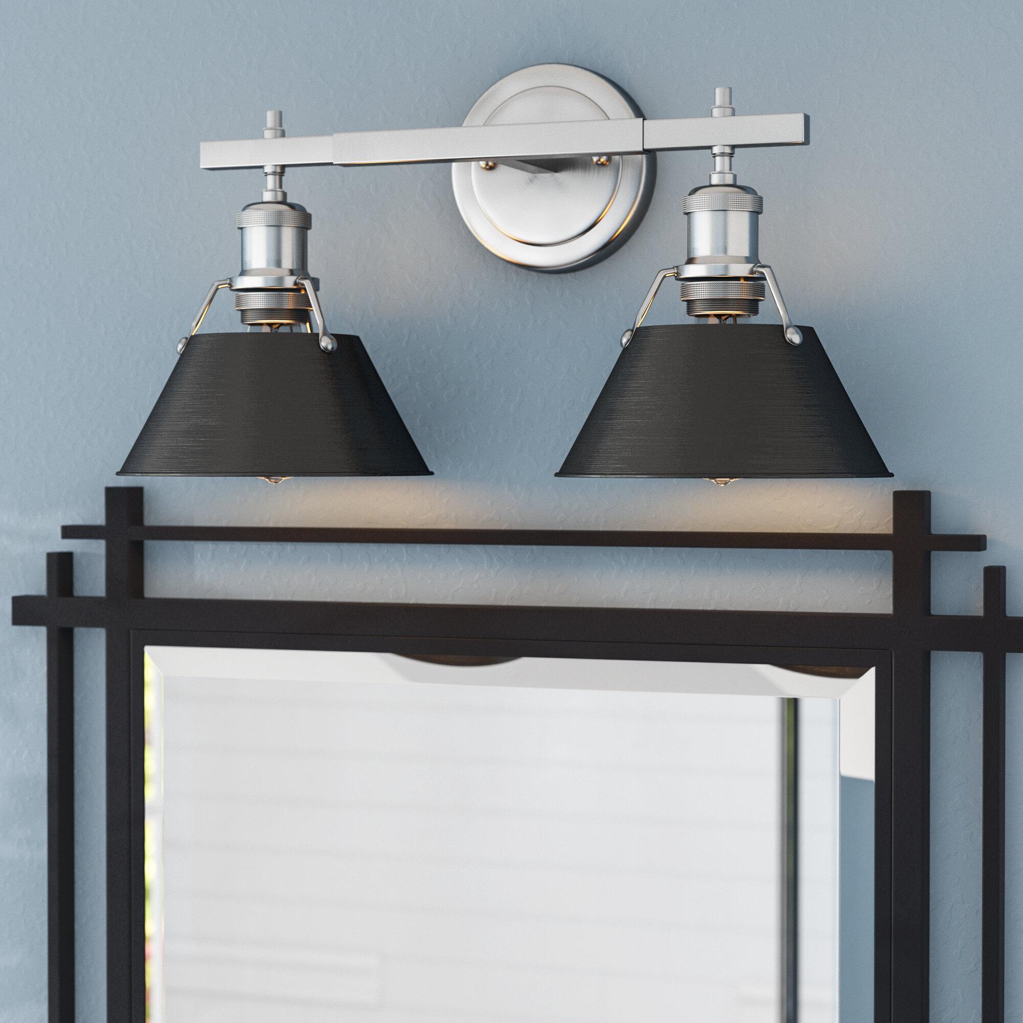 c88f8a16277 Trent Austin Design Weatherford 2-Light Vanity Light   Reviews