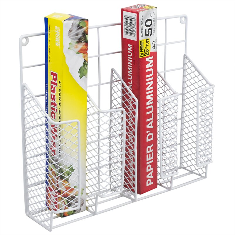 Brussels Kitchen Wrap Organizer
