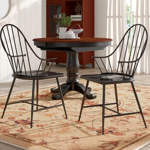 August Grove Poltimore Dining Chair (Set of 2)