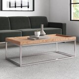 Ketrina Sled Coffee Table by Latitude Run®