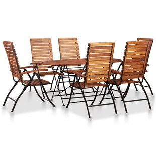 Castro 6 Seater Dining Set By Sol 72 Outdoor