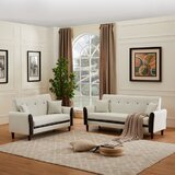 Axton 2 Piece Living Room Set by George Oliver