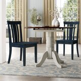 Alabama Solid Wood Dining Chair (Set of 2) by August Grove®