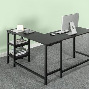 Ferrill L-Shape Desk By Brayden Studio