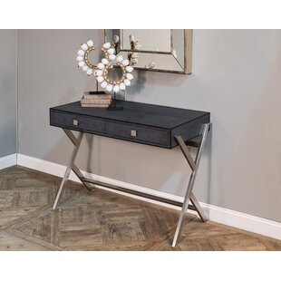 Sarreid Ltd Shagreen Console Table