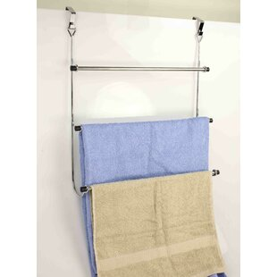 Compare & Buy Over-the-Door Towel Rack By Home Basics
