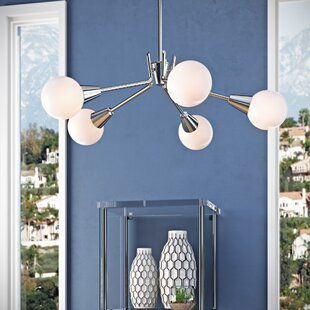 Orren Ellis Olcott 5-Light Chandelier