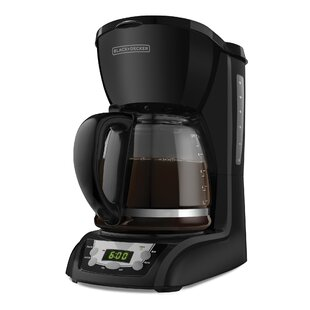12-Cup Coffee Maker by Black + Decker Today Sale Only