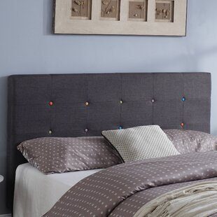 Shop For Classic Deluxe Upholstered Panel Headboard by Madison Home USA