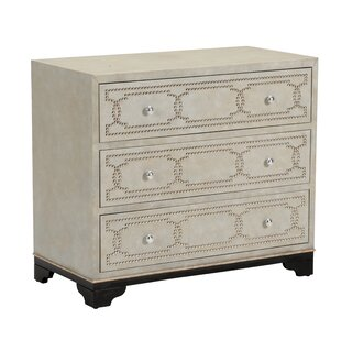 Parson 3 Drawer Accent Chest by Wildwood