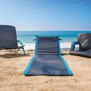 Erasmus Reclining Beach Chair