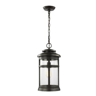 Best Reviews Ishiro 1-Light Lantern Pendant By Longshore Tides