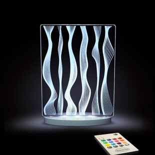 CompassCo Deco Waves LED Night Light