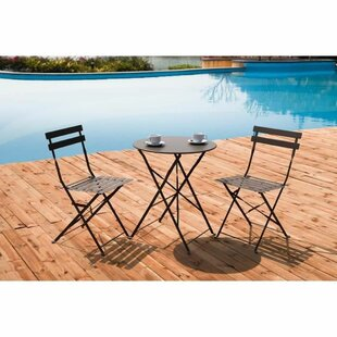 Flavia 2 Seater Bistro Set By Sol 72 Outdoor