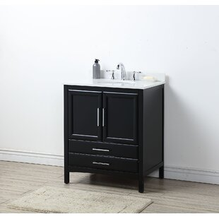 Wycombe 30 Single Bathroom Vanity Set by Wrought Studio