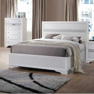 Mercer41 Jules Panel Bed