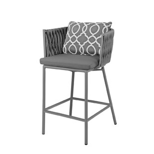 Horton 15 Bar Stool Bungalow Rose