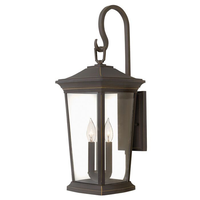 check out 40c94 a7808 Bromley 3-Light Outdoor Wall Lantern