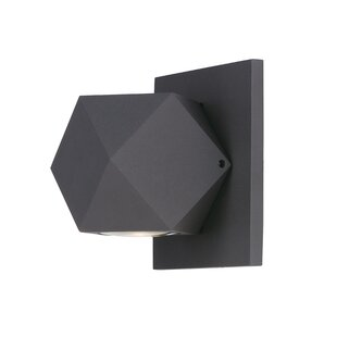 Price Check Mahpee Outdoor Sconce By Brayden Studio