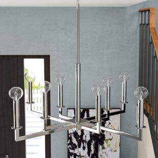 Wade Logan Middleburg 8-Light Chandelier