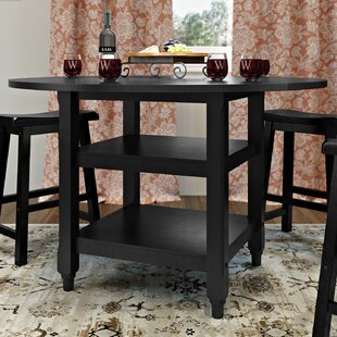 Black Drop Leaf Kitchen Table Black drop leaf kitchen dining tables youll love wayfair save to idea board workwithnaturefo