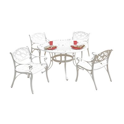August Grove Ayleen 7 Piece Dining Table Set August Grove Dailymail