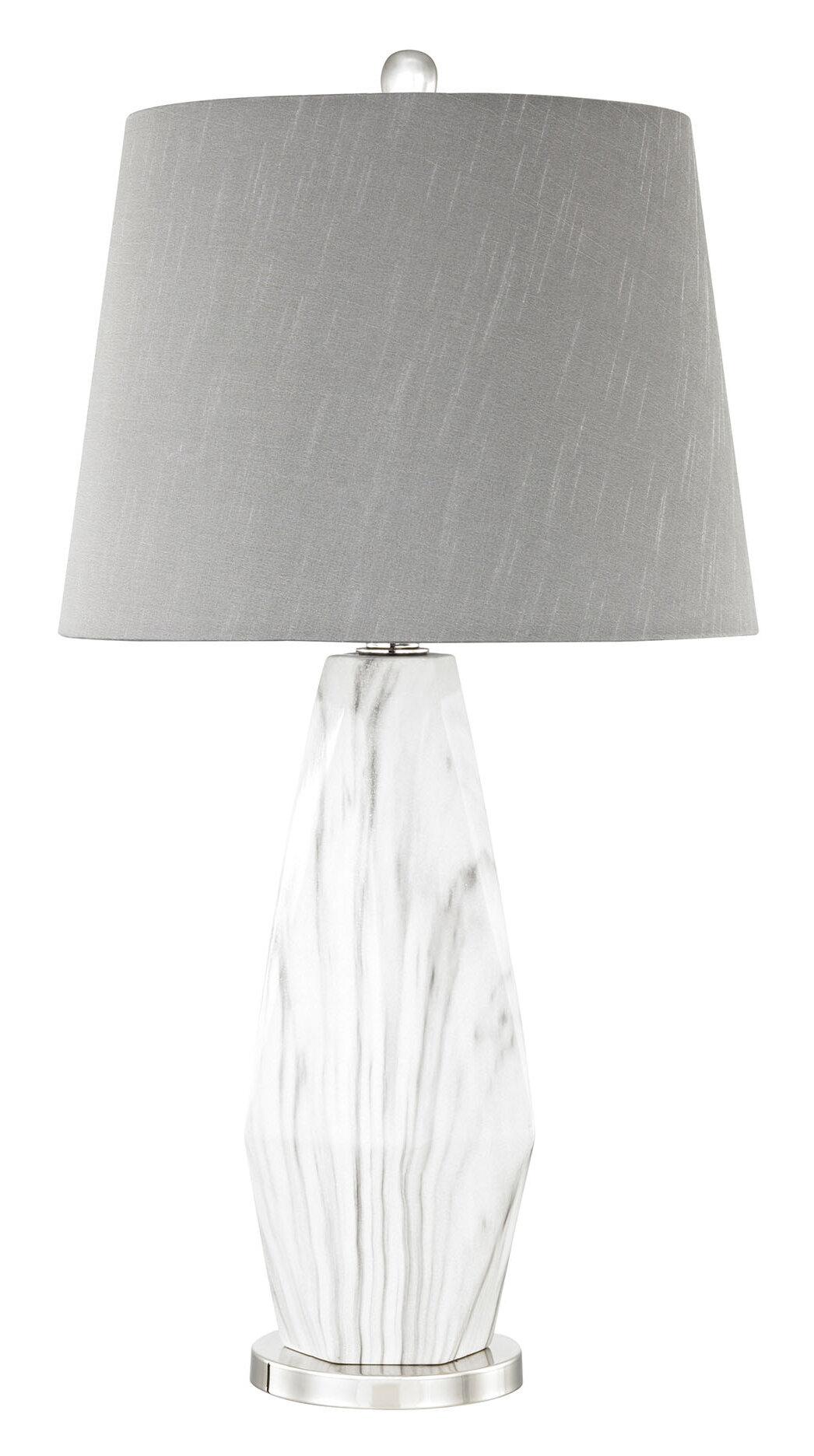 Corrigan Studio Evert 28 Table Lamp Wayfair
