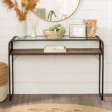 Pomona 46 Console Table by Wrought Studio™