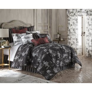 Bergenfield Cotton Comforter Set by August Grove