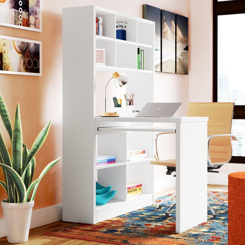 Latitude Run Frome Reversible L Shape Desk Reviews Wayfair