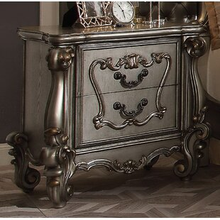Tanner 2 Drawer Nightstand