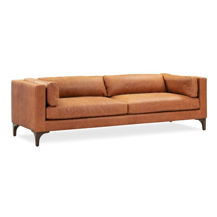 Hassett Genuine Leather Sofa