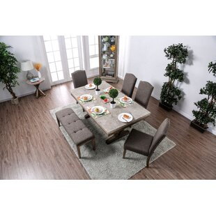 Abigail 6 Piece Dining Set One Allium Way