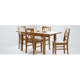 Shellburne 5 Piece Dining Set By August Grove