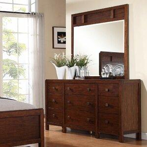 Aileu 9 Drawer Dresser by Brayden Studio