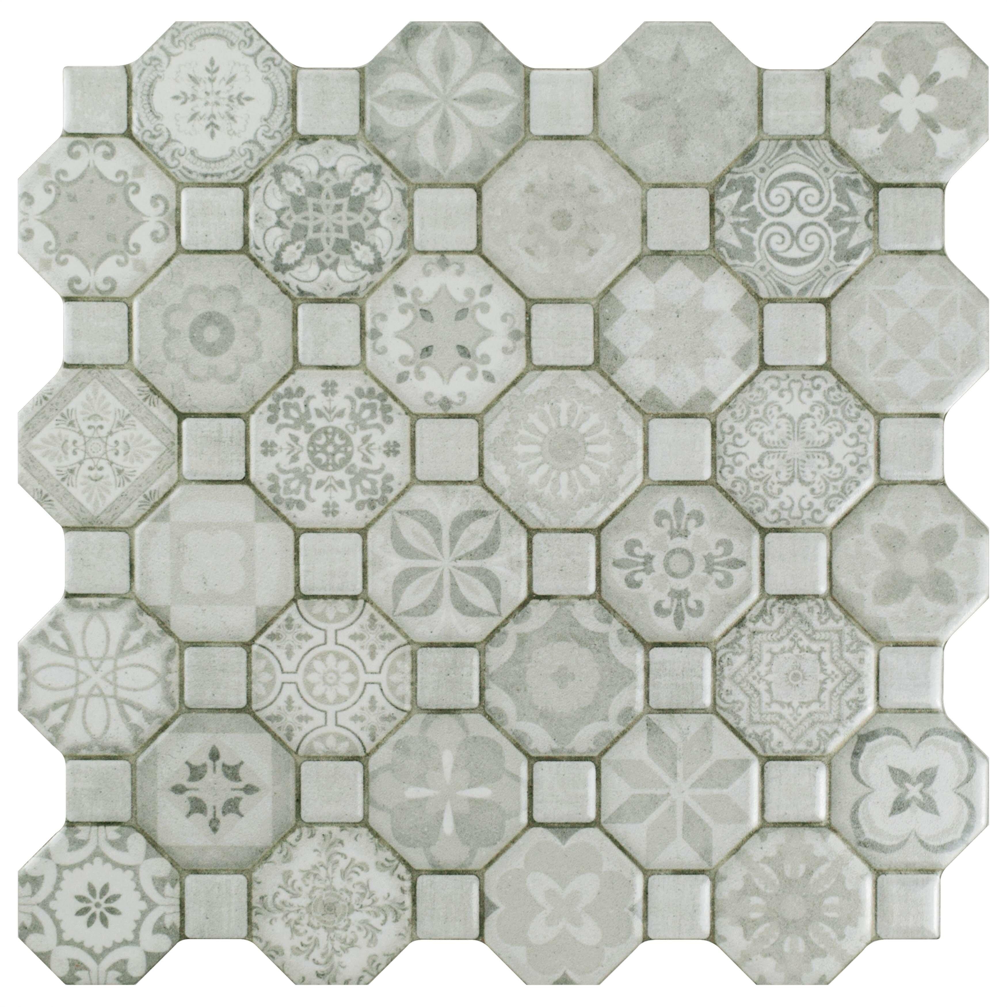 2-Pound Sanded Jennifers Mosaics White Powdered Grout