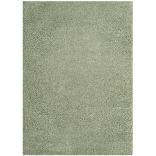 Combs Green Area Rug by Ebern Designs